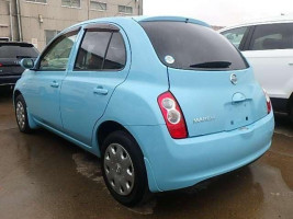 Nissan March 2009
